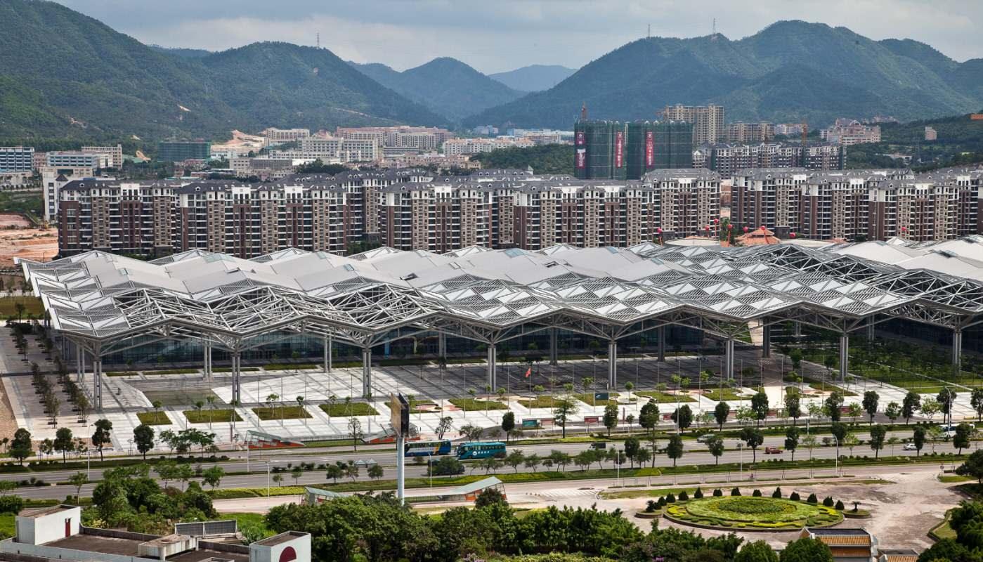 중산 전시장 (Zhongshan Expo Center) 가는 법