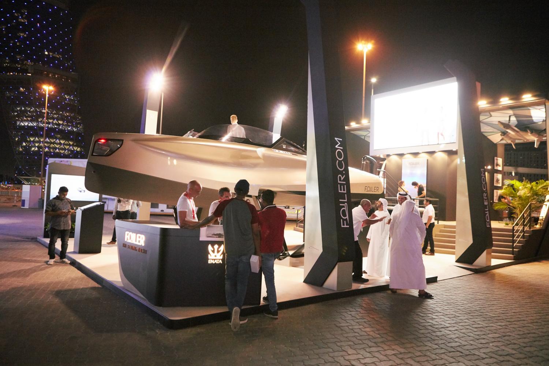 UAE DHABI INTERNATIONAL BOAT SHOW 2020-expo