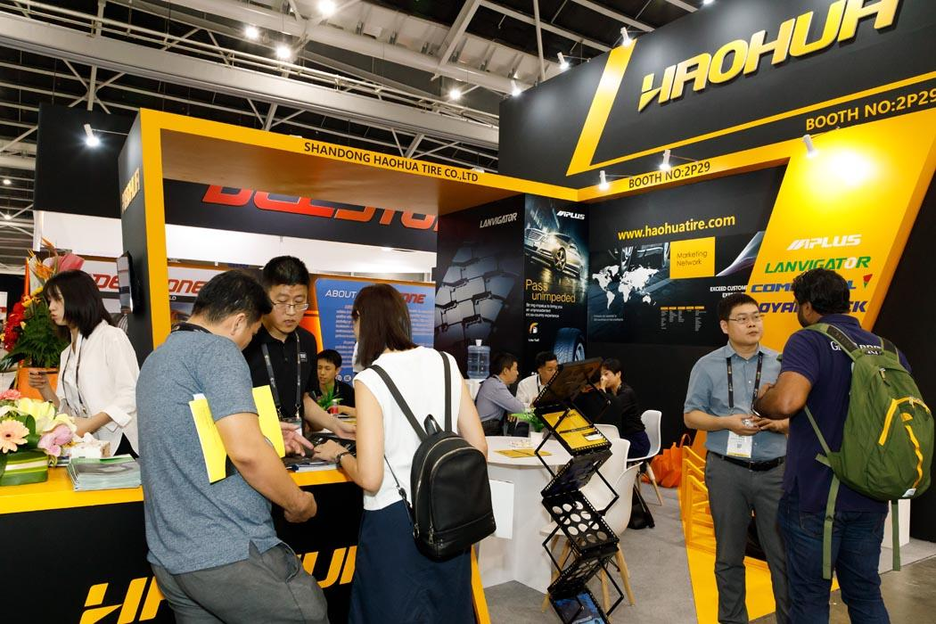 13th Edition of tyrexpo Asia 2021-expo