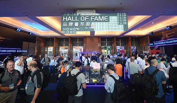 홍콩 전자전 추계 (HKTE)에는 명예의전당(hall of fame), 세미나 등 다양한 부대행사가 동시개최됩니다.