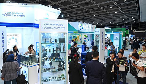 홍콩 전자전 추계 (HKTE)는 홍콩전자부품 박람회와 동시개최됩니다.