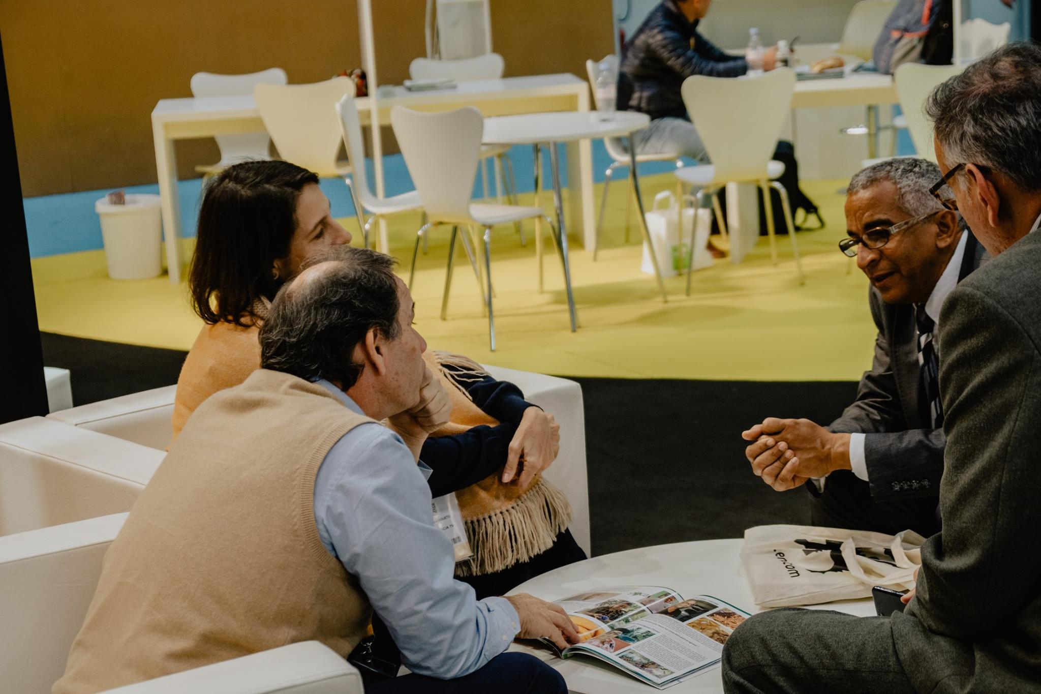 프랑스 리옹 환경 산업 박람회(Pollutec)에서는 4가지 주제로 비즈니스 매칭 프로그램을 운영하고 있습니다.