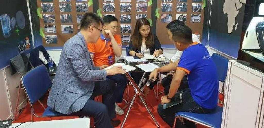 박람회 참가 후기 - 개별참가 지원 서비스 - 베트남 모터쇼 2019 - 카비전맵시